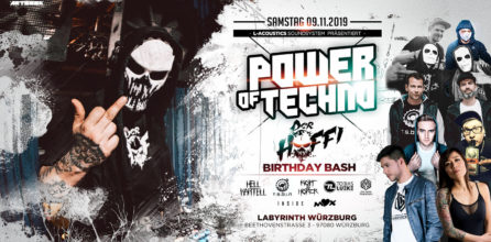 Power of Techno BIG BDAY 2020