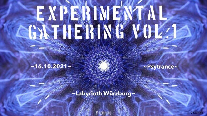Goa Experimental Gathering by Floorfreude & Labyrinth